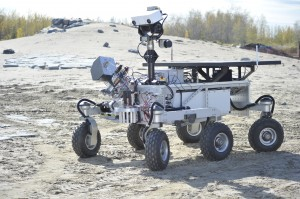 MESR Mars Exploration Science Rover
