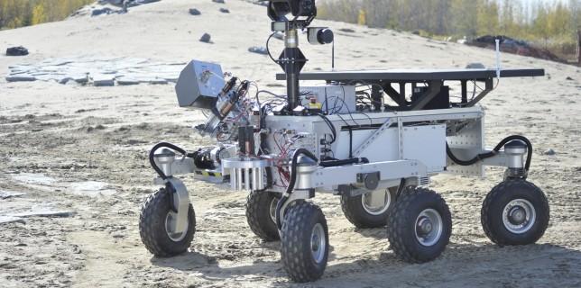 MESR Mars Exploration Science Rover