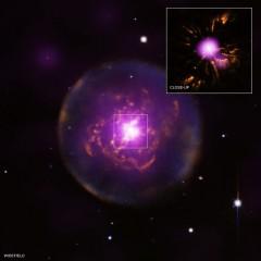 Abell 30: a born-again planetary nebula (NASA/ESA Hubble)
