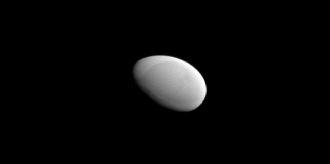 Methone, moon of Saturn