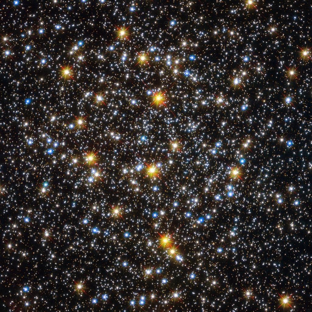 Hubble image of the globular star cluster NGC 6362 (NASA/ESA Hubble)