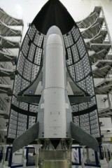 U.S. Air Force X-37B reusable space plane (Boeing, US Air Force)